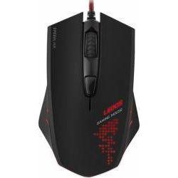 Mouse gaming cu fir SPEEDLINK Ledos, negru, optic, USB