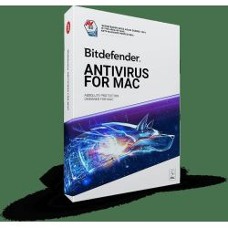 Antivirus BITDEFENDER for Mac 2018