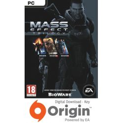 Joc MASS EFFECT Triology PC