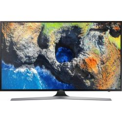 "Televizor LED Smart SAMSUNG 40MU6102 40"" (102 cm), Smart TV, Plat, Ultra HD, Tizen, Gri"