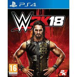 Joc WWE 2K18 pentru PS4