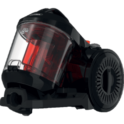 Aspirator fara sac DIRT DEVIL Ultima Black DD2620-2, capacitate 2.2 l, 700 W, negru