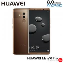 "Telefon HUAWEI Mate 10 Pro 6"" 1080x2160 pixels, 2G, 3G, 4G, Dual SIM (Dual Stand-by), Octa core, 6 GB RAM, stocare 128 GB, Maro, cameră față 8 MP, cameră spate Dual 12 MP+20 MP Leica Optics, Android 8.0 (Oreo)"