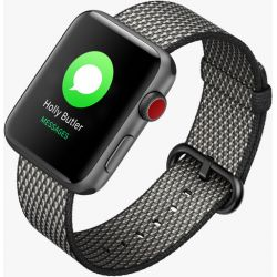 Smartwatch APPLE Watch Sport 38mm Aluminiu Space Gray