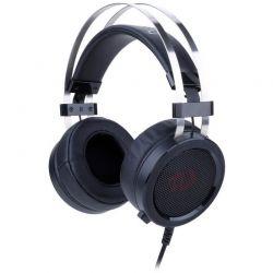 Casti Gaming + Microfon Redragon Scylla Black
