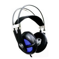 Casti cu microfon SOMIC P6 Negre