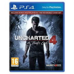 Joc UNCHARTED 4: A THIEF'S END PS4