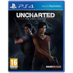 Joc UNCHARTED: THE LOST LEGACY pentru PS4