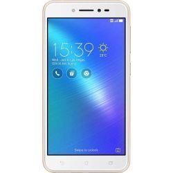 "Telefon ASUS Zenfone Live ZB501KL 5"" 720x1280 pixels (HD), 2G, 3G, 4G, Dual SIM, Quad core, 2 GB RAM, stocare 16 GB, Auriu, cameră față 5 MP, cameră spate 13 MP, Android 6.0 (Marshmallow)"