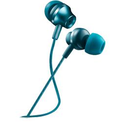 Casti cu microfon CANYON CNE-CEP3 Albastru/Verde
