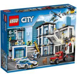 LEGO CITY Sectia de politie 60141