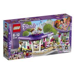 LEGO FRIENDS Cafeneaua de arta a Emmei 41336