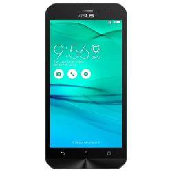 "Telefon ASUS Zenfone Go ZB500KG, 5"", Dual SIM, 3G, Quad Core, 1GB RAM, stocare 8GB, Negru, Camera Fata 2 Mp, Camera Spate 8 Mp, Android 5.1 Lollipop"