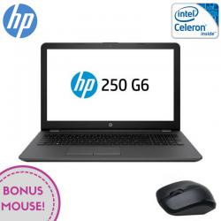 Laptop HP 250G6 CEL N3350