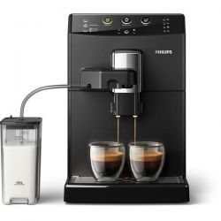 Espressor automat PHILIPS HD8829/09, 1.8l, 1850W, 15 bar, negru
