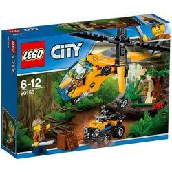 LEGO CITY Elicopter de Marfa 60158