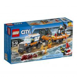 LEGO CITY Unitatea de interventie 4X4 60165