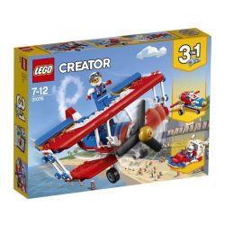 LEGO CREATOR 3-IN-1 Avionul de acrobatii 31076