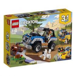 LEGO CREATOR 3-IN-1 Masina de aventuri 31075