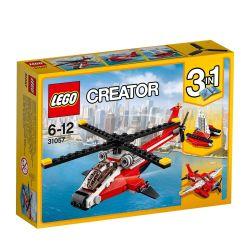 LEGO CREATOR 3-IN-1 Elicopter de lupta 31057