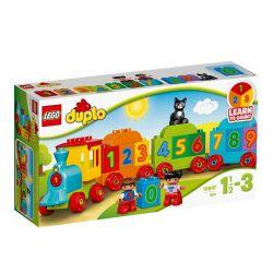 LEGO DUPLO 10847 TRENUL CU NUMERE