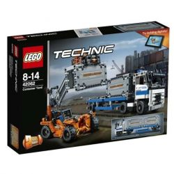 LEGO TECHNIC Transportoare de containere 42062