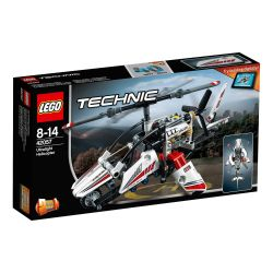 LEGO TECHNIC 42057 ELICOPTER ULTRAUSOR