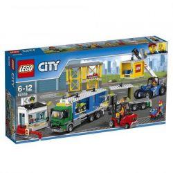 LEGO CITY Terminal de marfa 60169