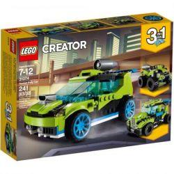 LEGO CREATOR 3-IN-1 Masina de raliuri Rocket 31074