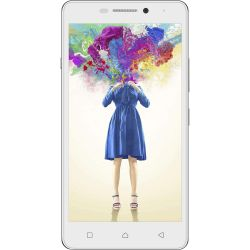 "Telefon LENOVO Vibe P1M  5"" 720x1280 pixels (HD), 2G, 3G, 4G, Dual SIM (Dual Stand-by), Quad core, 2 GB RAM, stocare 16 GB, Alb, cameră față 5 MP, cameră spate 8 MP, Android 5.1 (Lollipop)"
