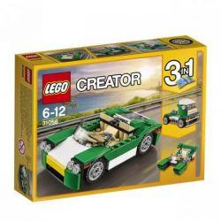 LEGO CREATOR 3-IN-1 Masina Verde 31056