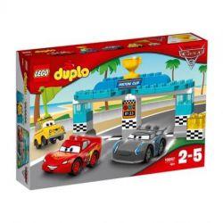 LEGO DUPLO Cursa pentru Cupa Piston 10857