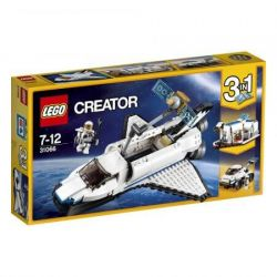 LEGO CREATOR 3-IN-1 Naveta Spatiala de Explorare 31066