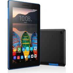 """Tableta LENOVO Tab 3 A7-10F 7"""" 1024x600, Quad core, 1 GB RAM, stocare 16 GB, Negru, cameră față 0.3 MP, cameră spate 2 MP, Android 5.0 (Lollipop)"""