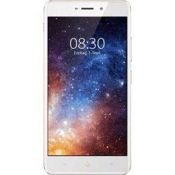 """Telefon TP-LINK Neffos X1 5"""" 720x1280 pixels (HD), 2G, 3G, 4G, Dual SIM, Octa core, 2 GB RAM, stocare 16 GB, Auriu, cameră față 5 MP, cameră spate 13 MP, Android 6.0 (Marshmallow)"""