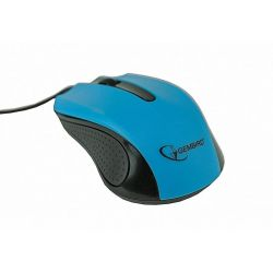 Mouse GEMBIRD MUS-101-B USB, Optic, Albastru