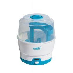 Sterilizator biberoane U-GROW U317-BST, 500 W, 6 biberoane, alb/albastru