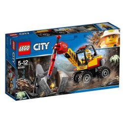LEGO CITY Mining Ciocan pneumatic pentru minerit 60185