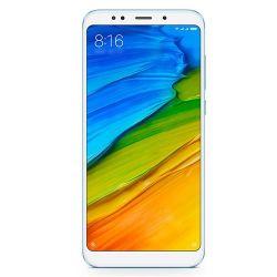 "Telefon XIAOMI Redmi 5 Plus 5.99"" 1080x2160 pixels, 2G, 3G, 4G, Dual SIM (Dual Stand-by), Octa core, 3 GB RAM, stocare 32 GB, Albastru, cameră față 5 MP, cameră spate 12 MP, Android 7.1 (Nougat)"