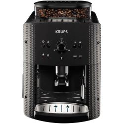 Espressor automat KRUPS Espresseria EA810B70, 1400 W, 15 bar, 1.7 l, negru