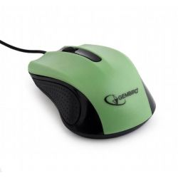Mouse GEMBIRD MUS-101 USB, Optic, Verde