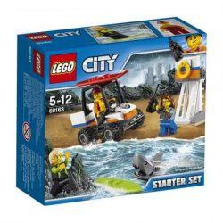 LEGO CITY Set Pentru Incepatori Garda de Coasta 60163