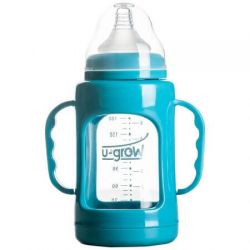 BIBERON U-GROW STICLA 200ML GAT NORMAL A-1010