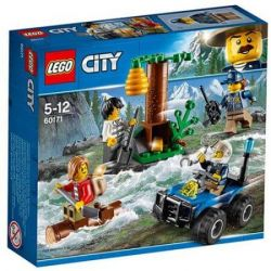 LEGO CITY Dezertori pe Munte 60171