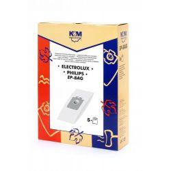 Saci Universali Aspirator K&M  Electrolux/ Philips EP-BAG
