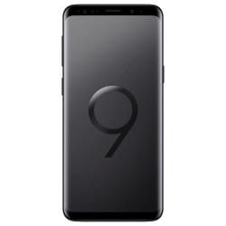 "Telefon SAMSUNG Galaxy S9  5.8"" 1440x2560 pixels (QFHD), 2G, 3G, 4G, Dual SIM (Dual Stand-by), Octa core, 4 GB RAM, stocare 64 GB, Negru, cameră față 8 MP, cameră spate 12 MP, Android 8.0 (Oreo)"