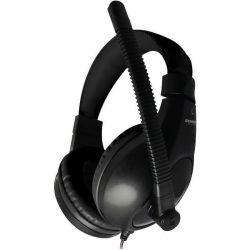 Casti cu microfon SOMIC SH-100 Negre