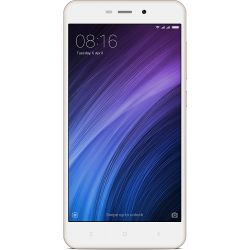 "Telefon XIAOMI Redmi 4A  5"" 1280x720 pixels, 2G, 3G, 4G, Dual SIM, Quad core, 2 GB RAM, stocare 16 GB, Auriu, cameră față 5 MP, cameră spate 13 MP, Android 6.0 (Marshmallow)"