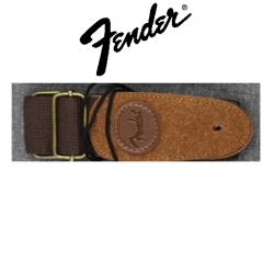 Curea pentru chitara logo Fender ACA-121, panza