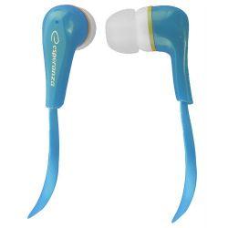Casti Esperanza Lollipop EH146B stereo albastre